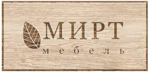 Лого Мирт Мебель